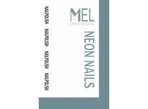 MEL Professional Neon nagellak ROZE