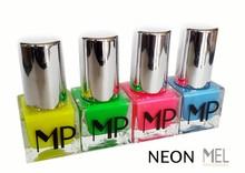 MEL Professional Neon nagellak GROEN