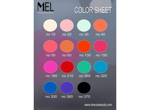 MEL Professional Gellak NR. 160