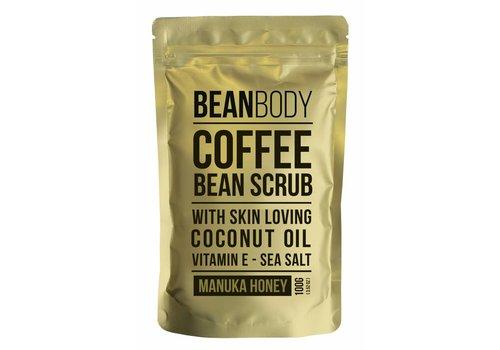 Bean Body Coffee Scrub Manuka Honey