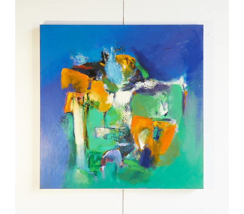 Gerrie Koopman - Orange