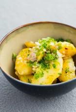 Gestoofde polderaardappel met sjalot en peterselie - 250g