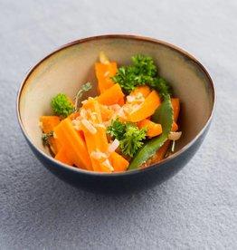 Gestoofde wortel 250 gr