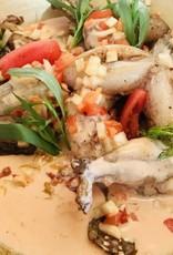 grote kikkerbillen  met pastis uit Marseille  450 gr  6 st