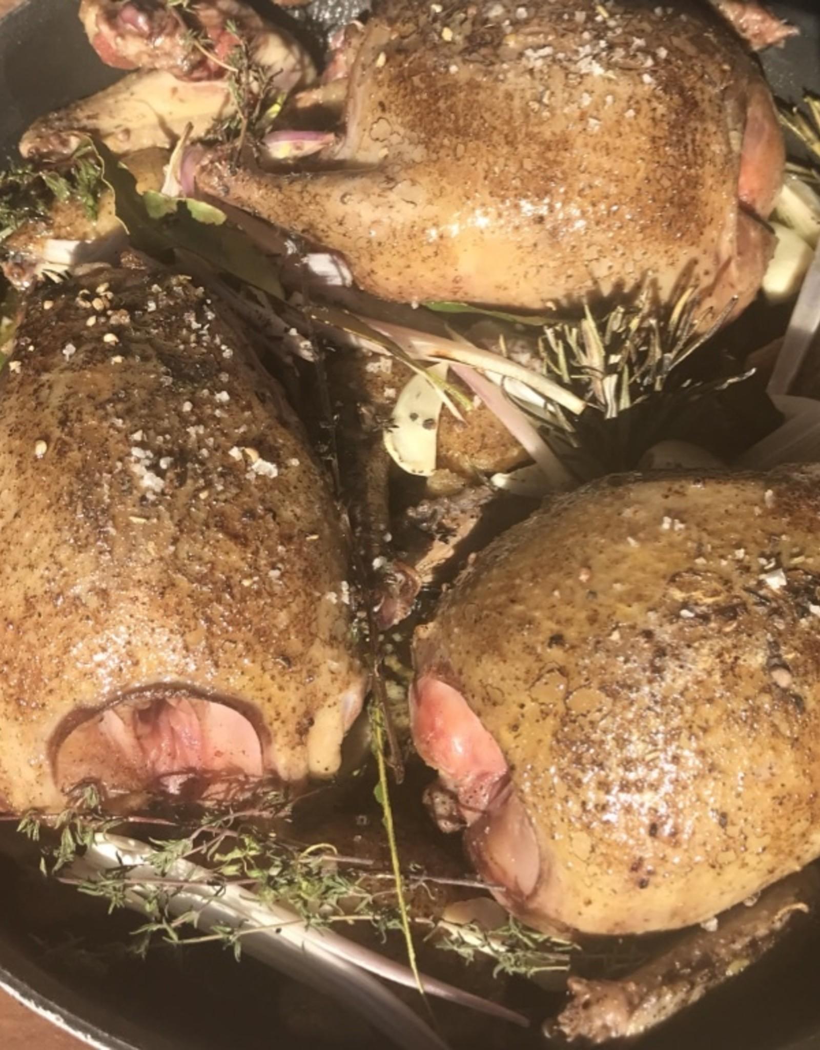 gebakken  franse duif  500 gr