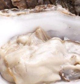Creuse Zeeuwse oester Natuur 6 st