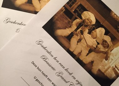 Cadeaubon Brasserie Grand Cru