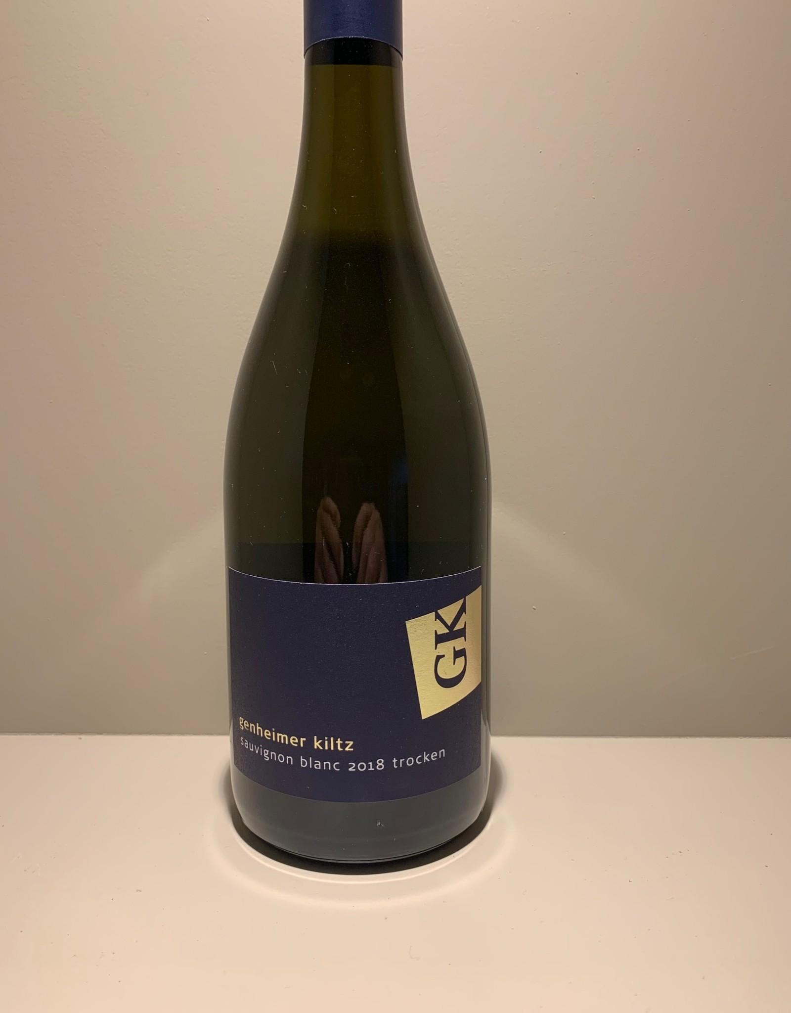 "Oostenrijk Sauvignon Blanc ""Gutenberg"", Weingut Genheimer Kiltz, Nahe"