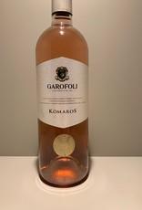 rose wijn Italia .Komaros rosato igt Marche - Garofoli 2019 - 75 cl