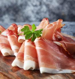 proscuitto 100 gr  italiaanse ham