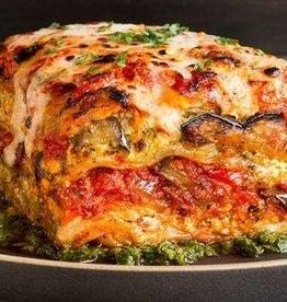 Mediteraanse veggie lasagne