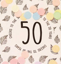 The Gift Label The Gift Label Confetti Card 50