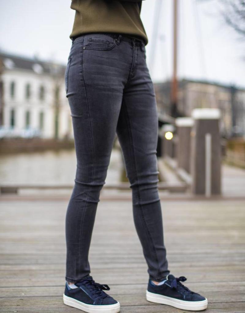 Rebelz jeans Zoe grijs