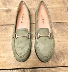 Rebelz loafer groen