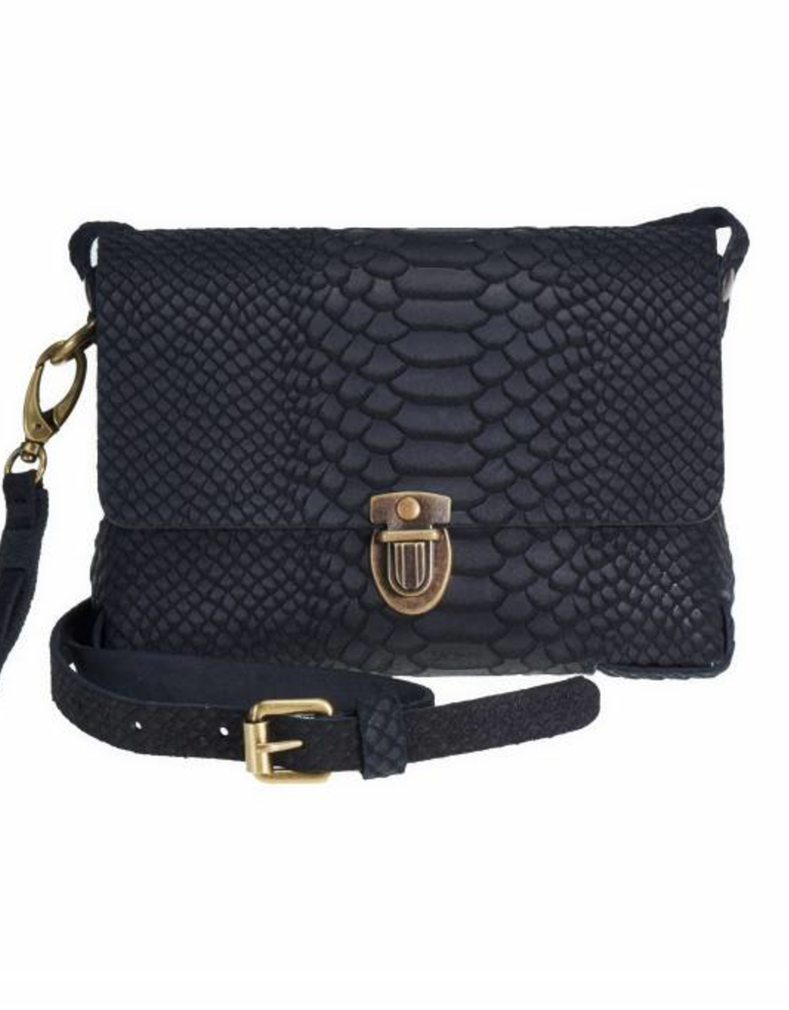 Elvy Elvy Bag Gloria Scale Black