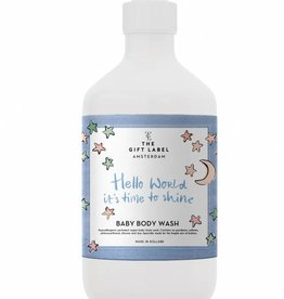The Gift Label The Gift Label Baby Body Wash Hello World