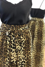 Rebelz wikkelrok leopard