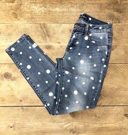 Jeans stippen