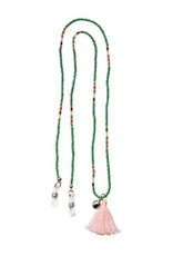 Bulu Bulu happy beads suncord green
