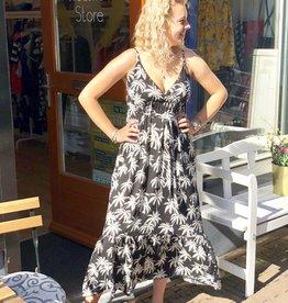 Ambika Maxi jurk Palm