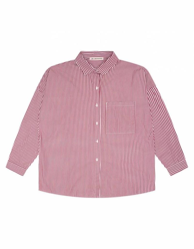 24Colours Striped blouse