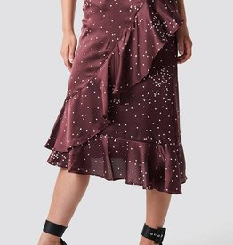 Rut & Circle Dotty Frill Skirt