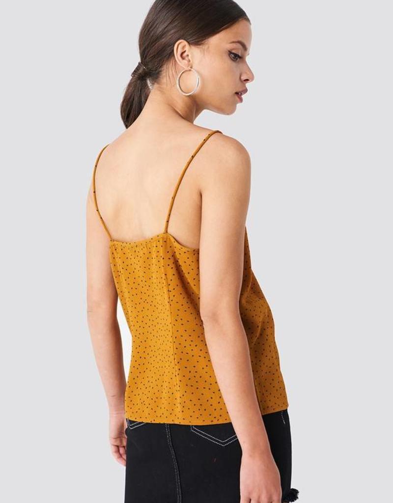 Rut & Circle Print lace Singlet