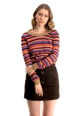 Harper & Yve Harper & Yve Striped long sleeve