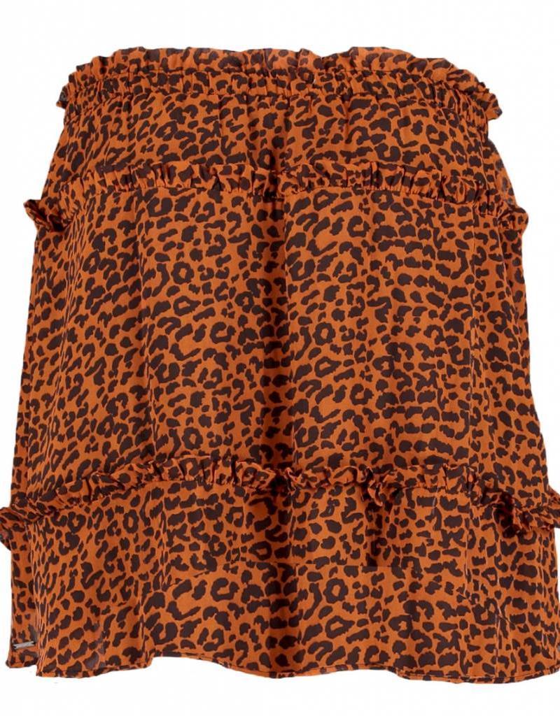 Harper & Yve Harper & Yve Leopard Skirt