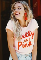 Forever Friday Tee Pretty in pink