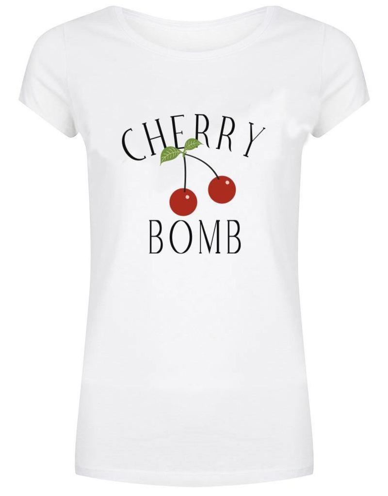 Forever Friday Tee Cherry Bomb