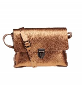 Elvy Elvy Bag Gloria Metallic Bubble Chopper