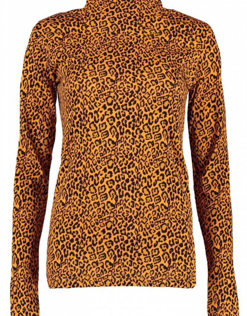 Harper & Yve Harper & Yve Leopard Shirt long