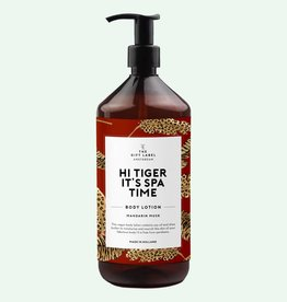 The Gift Label The Gift Label Body Lotion Tiger