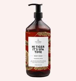 The Gift Label The Gift Label Body Wash Tiger