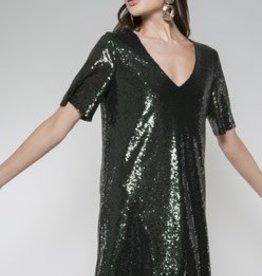 Rut & Circle Lulu Sequins Dress