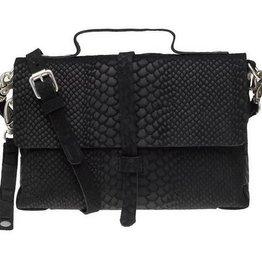 Elvy Elvy Bag Alanis Scale AS Black