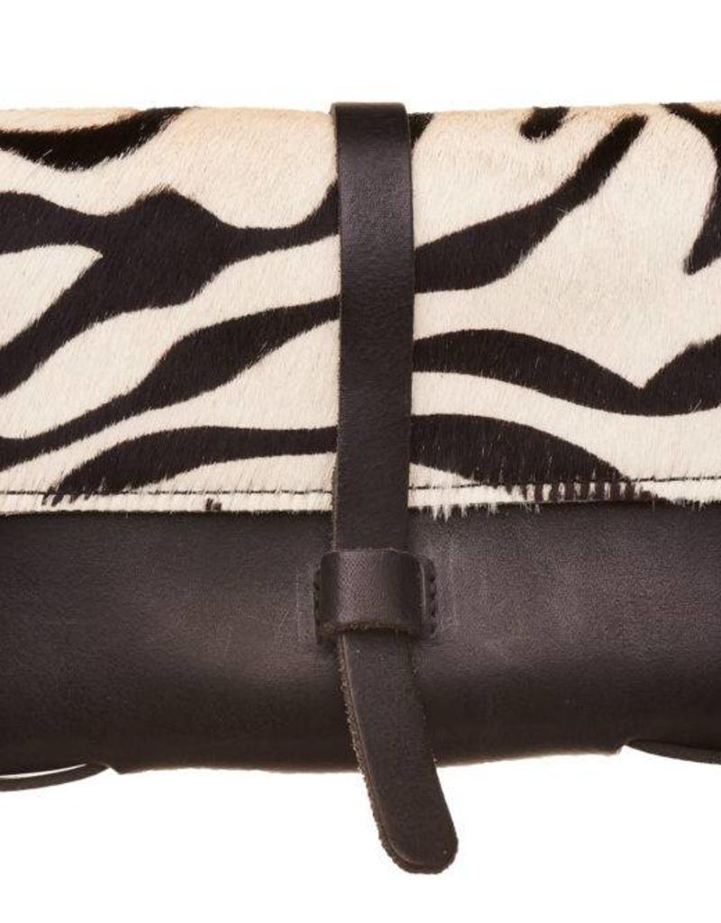 Elvy Elvy Bag Rihanna Skin RSK Zebra black