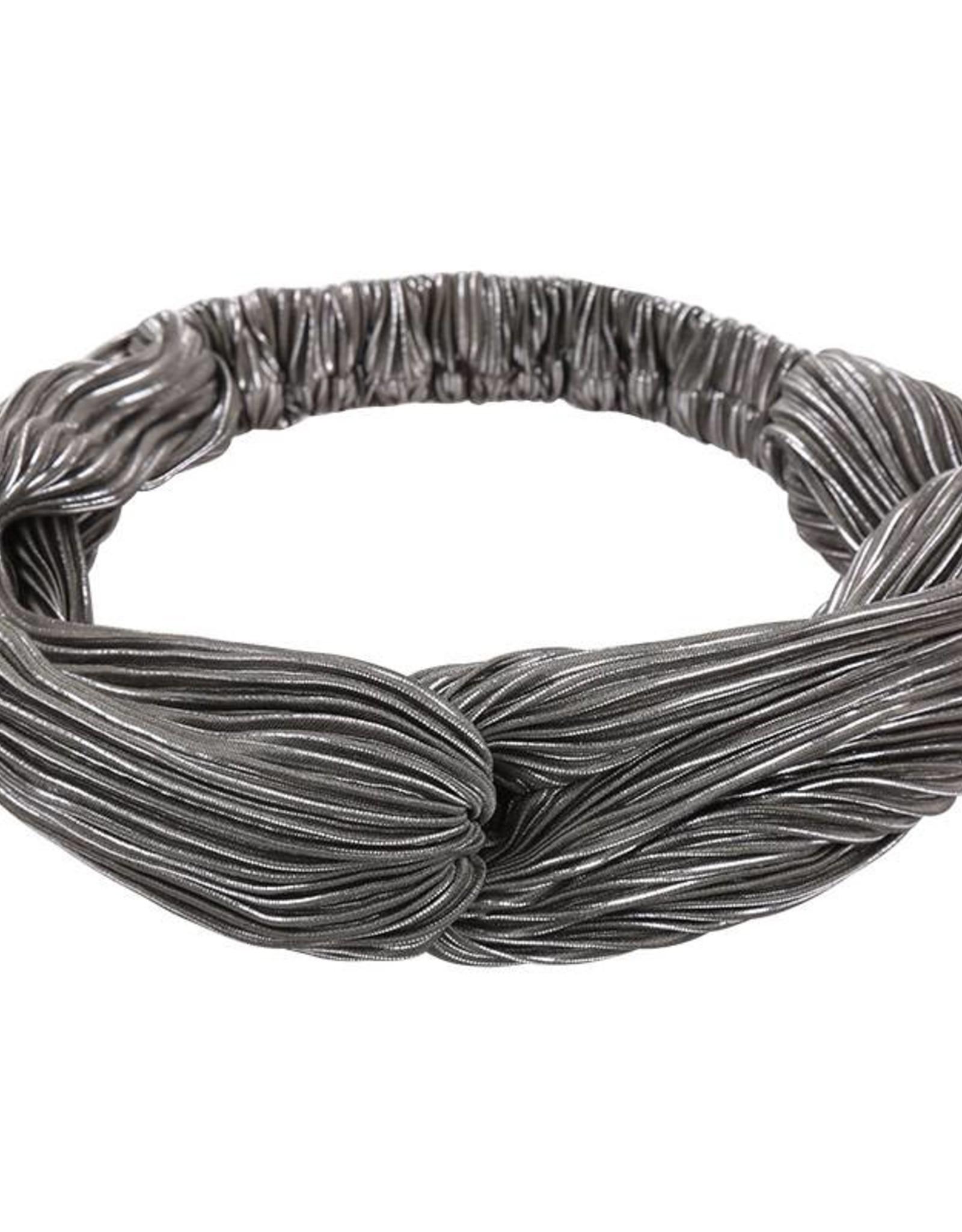 Haarband Shine Zilver