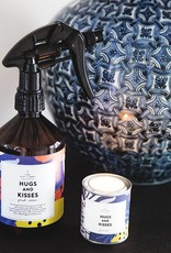 The Gift Label The Gift Label Roomspray Hugs and Kisses Fresh Cotton