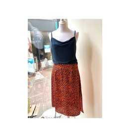Rut & Circle Happy Leo Skirt