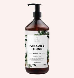 The Gift Label The Gift Label Body Wash Paradise