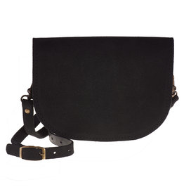 Elvy Elvy Bag Donna Suède DSU black