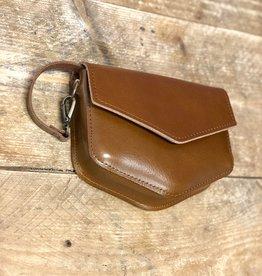 Elvy Elvy Bag Kelly Plain KP cognac