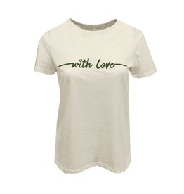 T-shirt With Love Army