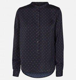 Moss Copenhagen MSCH Luella Polysilk Shirt Aop