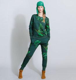 Snurk Snurk Green Forest Pants Woman