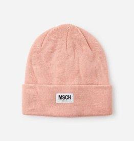 Moss Copenhagen MSCH Mojo Beanie Quartz Pink