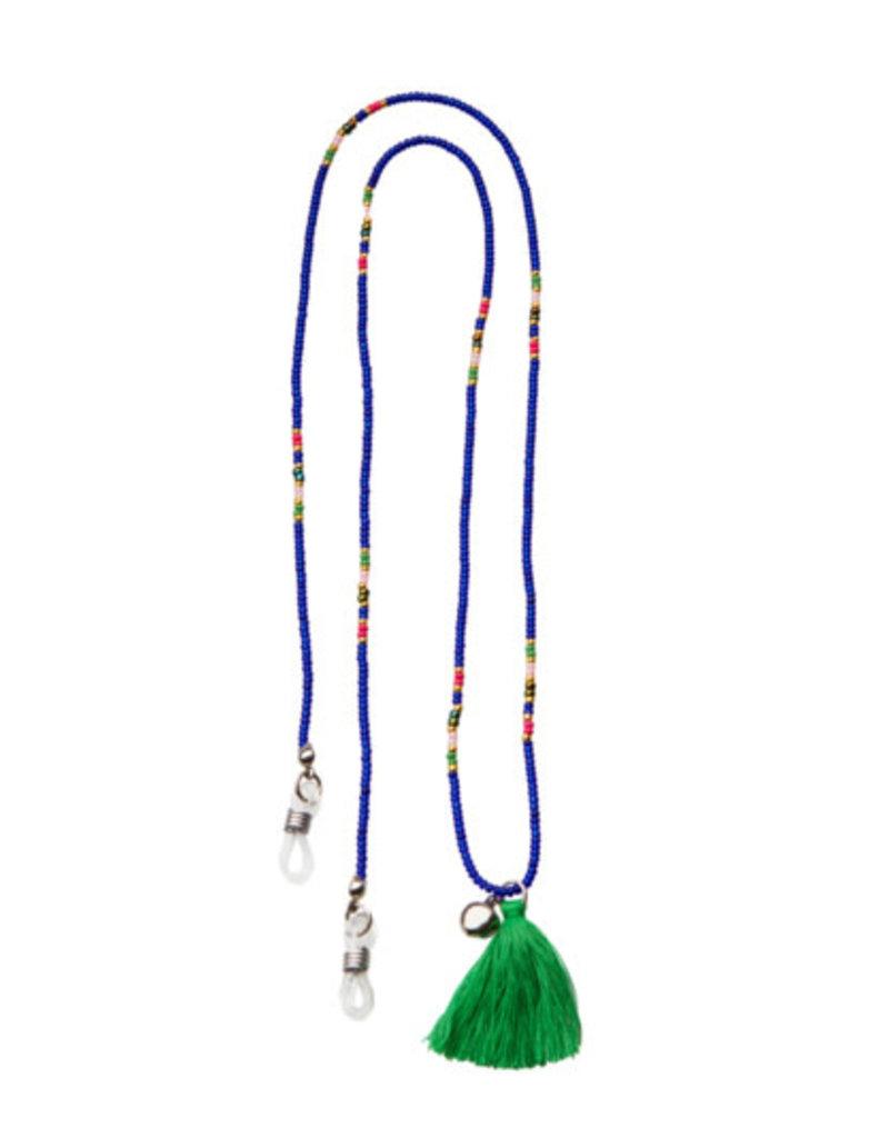 Bulu Bulu happy beads suncord blue