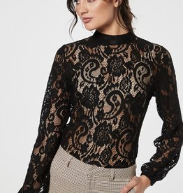 Rut & Circle Amber Lace Top